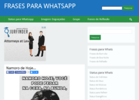 fraseswhatsapp.com.br