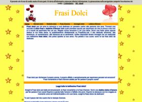 frasidolci.net