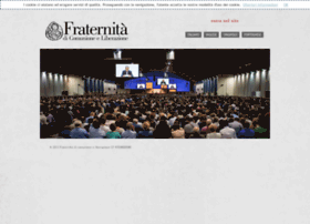 fraternita.comunioneliberazione.org