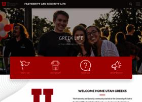 fraternityandsororitylife.utah.edu