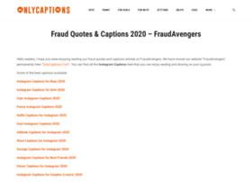 fraudavengers.org