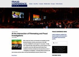 fraudconferencenews.com