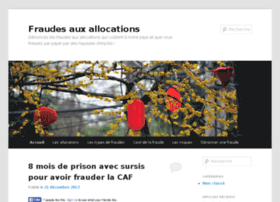 fraude-allocations.fr