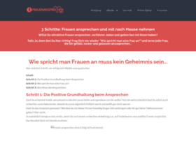 frauenansprechen.net