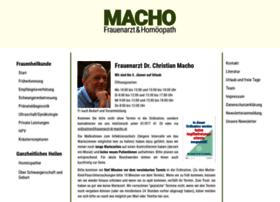 frauenarzt-dr-macho.at