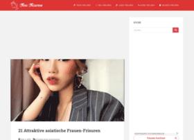 fraufrisuren.com