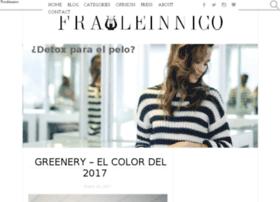 frauleinnico.com