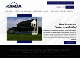 frazerbuildingcompany.com