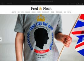 fredandnoah.com