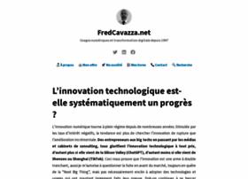 fredcavazza.net