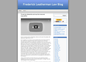 frederickleatherman.wordpress.com