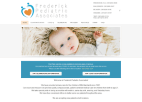 frederickpediatrics.weebly.com