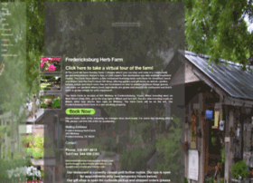 fredericksburgherbfarm.com