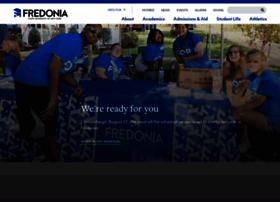 fredonia.edu