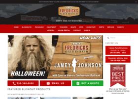 fredricksoutdoor.com
