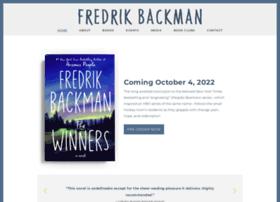 fredrikbackmanbooks.com