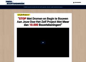 fredsbouwtekeningen.nl