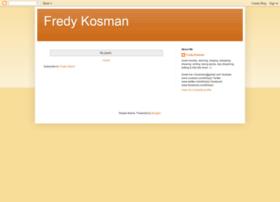fredykosman.blogspot.com