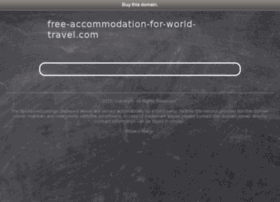 free-accommodation-for-world-travel.com