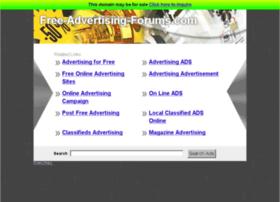 free-advertising-forums.com