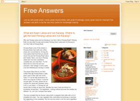 free-answers.blogspot.com