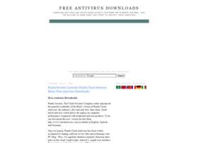 free-antivirus-downloads-shape.blogspot.com