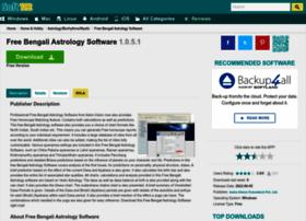 free-bengali-astrology-software.soft112.com