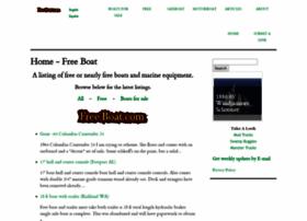 free-boat.com
