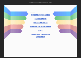 free-christian-voice.net