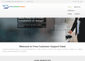 free-customer-support.com
