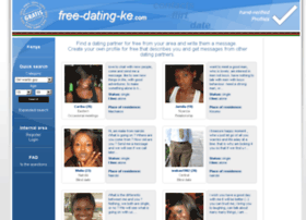 free-dating-ke.com