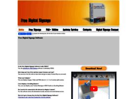free-digital-signage.com