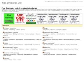 Free-directories-list.eu