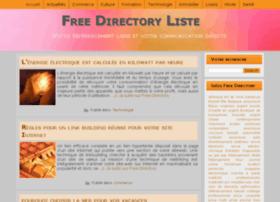 free-directory-list.com