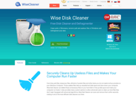 free-disk-cleaner.wisecleaner.com
