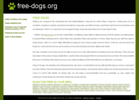 free-dogs.org