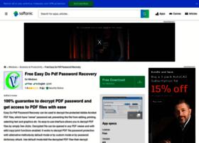 free-easy-do-pdf-password-recovery.en.softonic.com