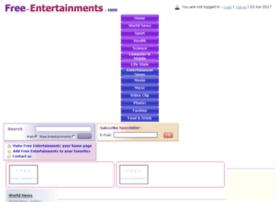 free-entertainments.com