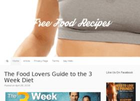 free-food-recipes.com