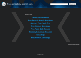 free-genealogy-search.com