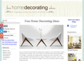 free-home-decorating-ideas.com