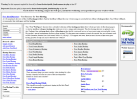 free-host-directory.com