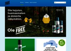 free-hyttyskarkote.fi
