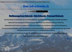 free-job-schweiz.ch