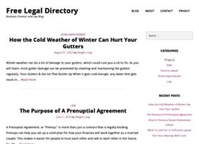free-legal-directory.com