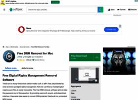 free-mac-drm-removal.en.softonic.com