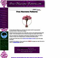 free-macrame-patterns.com