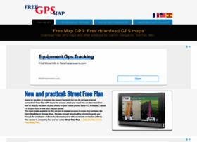 free-map-gps.com