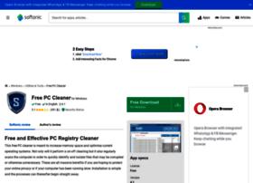 free-pc-cleaner.en.softonic.com