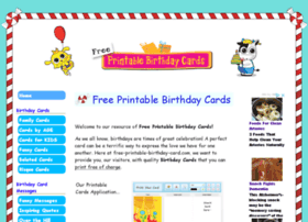 free-printable-birthday-card.com